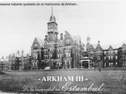 Manicomio de Arkham